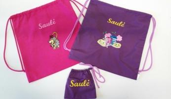 sportiniai krepšiai/maišeliai