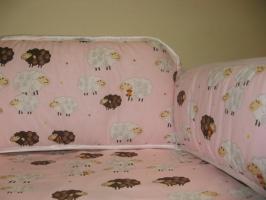rožinės avytės